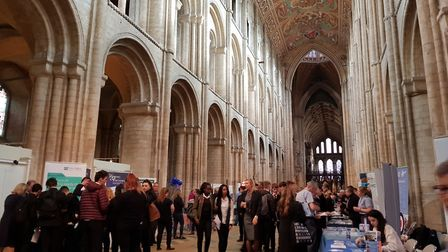 Back by popular demand, East Cambs Careers & Skills Fair is returning to Ely Cathedral on Tuesday 9t