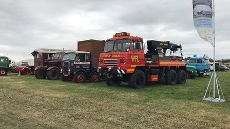Haddenham Steam Rally is over for another year – and left in its wake a trail of happy and historica