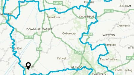 Littleport could end up leaving Cambs and joining new Parliamentary constituency of Downham Market a