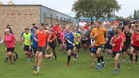 The first Whittlesey Park Run took place on Saturday. Photos courtesy of RWT Photography