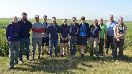 Rare birds beat the odds with a bumper year: Project Godwit is a partnership between RSPB and WWTPar