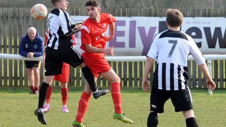 Ash Walter scored and conceded a penalty in Ely City's defeat at Long Melford last Saturday.