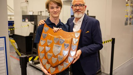 Stainless Steel MetaCraft Apprentice awards,Head Office, ChatterisWednesday 13 June 2018. Picture by
