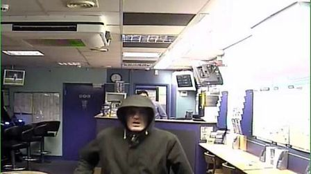 Kenneth Dring (pictured) on his 'weekend crime spree' in Cambridgeshire. Picture: Cambridgeshire Con