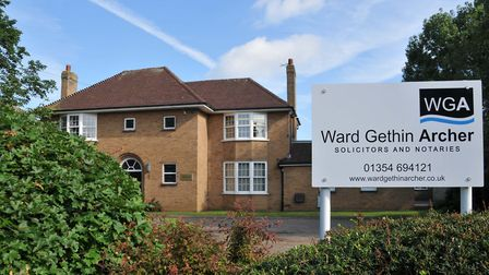 Solicitors Ward Gethin Archer is holding a free advice day this September. Picture: DAVID SNODGRASS