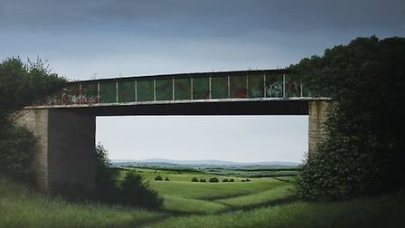 Lee Madgwick has been selected for the Derwent Art Prize 2018, where 67 works by 57 artists were sho