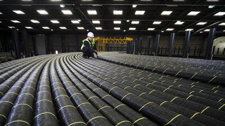 JDR Cable Systems Ltd, a manufacturer of subsea cables, is to supply inter-array cables and terminat