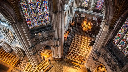 The riveting piece of music will be performed at Ely Cathedral on September 29.