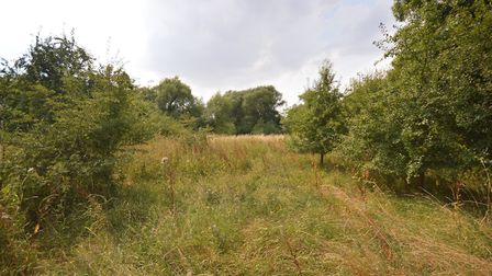 Land in Fenstanton up for sale at the Cheffins auction.