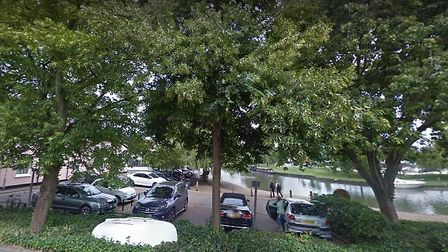 Trees along the riverside in Ely. Picture: GOOGLE MAPS
