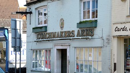 A man is charged with GBH following an alleged attack outside the Coachmakers Arms in March