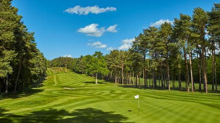 Foxhills Hotel - a view of the golf course. PHOTO: Azalea Group