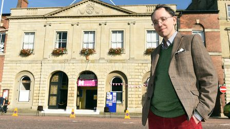 Heritage weekend in Wisbech included tours of the old Corn Exchange where iconic groups such as the