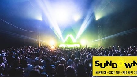Sundown 2018 will take place from August 31 to September 2.