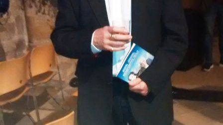 Graham Austin who had attended the original performance and who was also present at the film on Frid