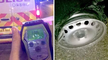 Two drivers have been arrested for suspected drink-driving over the weekend in Fenland. Picture: Cam