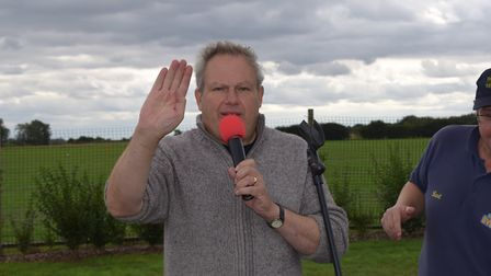 Skylark at Manea hosted their annual sweetcorn eating competition on Bank Holiday Monday
