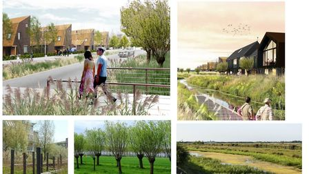Waterbeach will get new shops, new schools and new leisure facilities if their proposals win approva