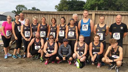 Around 21 members of Three Counties Running Club took part in the Sublime 10k event at Downham Marke