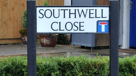 Firefighters were called to a house fire in Southwell Close, March. PHOTO: Archant Library