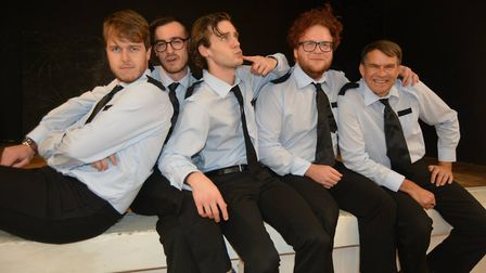 The musical production will take centre stage at The Maltings in aid of Prostate Cancer UK. Picture: