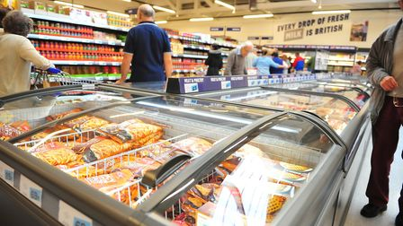 Super-savers: New budget supermarket, Jack's, opens in Chatteris. Picture: HARRY RUTTER