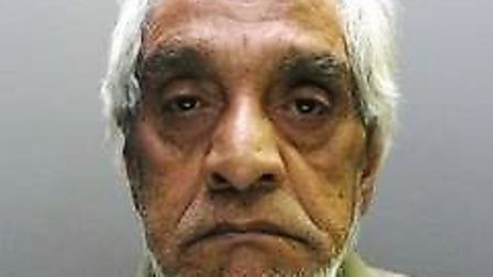 Sazzad Miah, 83, was jailed for 18 sexual offences against four girls but has now had his prison te