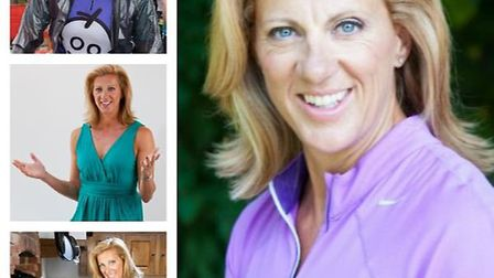 Olympicgold medallist Sally Gunnell will address a business conference in Ely next month offering so