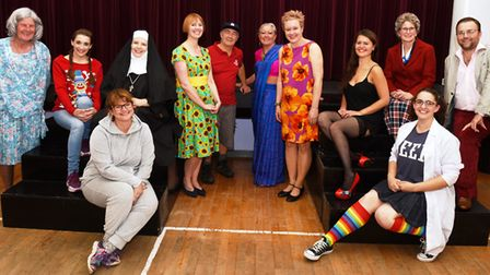 MADAOS will perform the musical 'The Bakewell Bake Off' at the March Community Centre, Station Road,