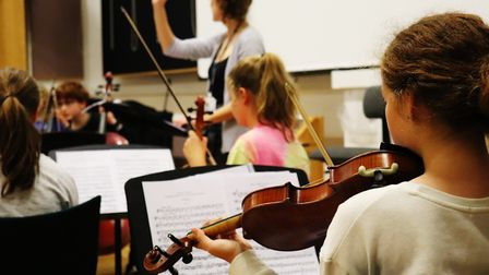 A new project is to launch in Ely this month to help take young musicians to the next level. Picture