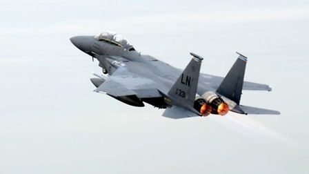 The 48th fighter wing will conduct a 48-hour readiness exercise from October 1 to 3.