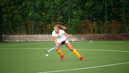 Another sporting success for Rebecca Daniel of King's Ely