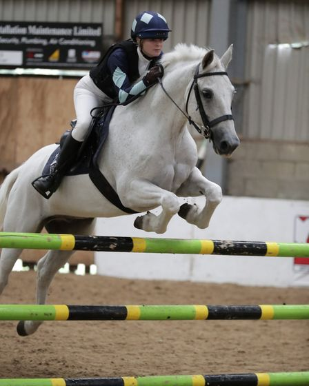 King's Ely's equestrian team was on top form at the National Schools Equestrian Association's arena