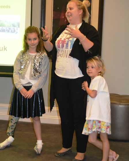 Ely Hero Awards 2018: The cheque presentation took place at Poet's House on Monday September 24. Ste