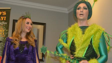 KD Theatre to perform Jack and the Beanstalk at The Maltings in Ely. Photo: MIKE ROUSE.