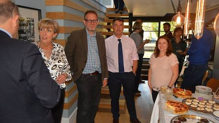 Ely coffee morning raises funds for Macmillan