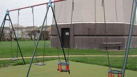 £47,000 worth of funding approved to improve Whittlesey Water Tower play area. Photo: FENLAND DISTRI