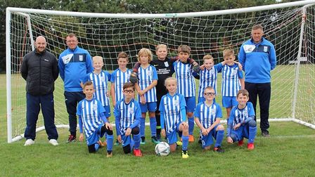 March team look sharp in new kit thanks to Savage Developments