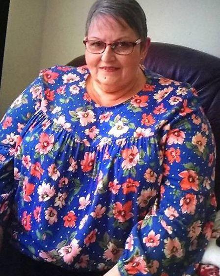 Super slimmer Maureen loses 11 stone after nearly losing her life. Photo: Submitted