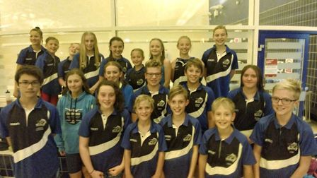 Teams competed at the Junior Fenland League and the at the Anglian League. Photo: Submitted