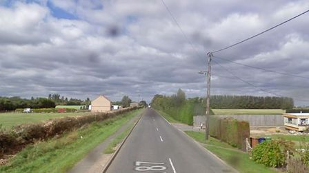 The Chase, just off Gull Road, in Guyhirn. Picture: GOOGLE EARTH