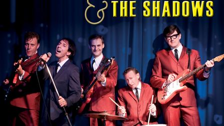 A Tribute to Cliff & The Shadows - The Golden Years will come to Hunstanton next month.