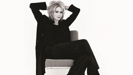 The intimate night with Joanna Lumley will see her tell some of her showbiz tales.
