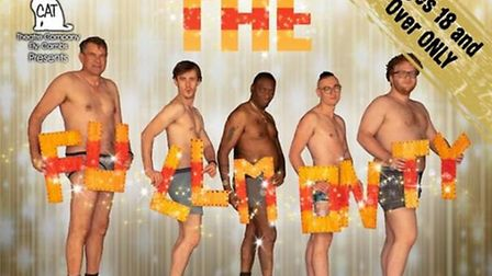 The Full Monty will be coming to the Maltings, Ely in support of Prostate Cancer UK.