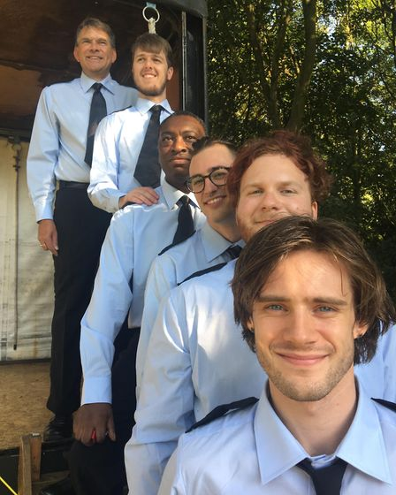 The Full Monty will see local cast stage funny and upbeat musical in Ely for charity.