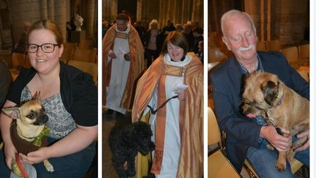 Ely Cathedral pet service