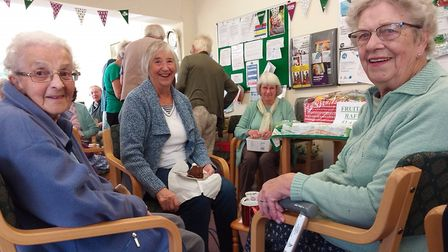 More than £770 was raised for Macmillan Cancer Support at Nellie's Community Café in Sutton. Picture