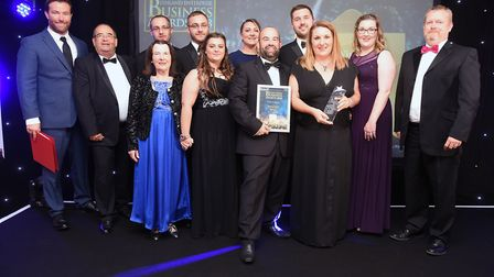 Fenland Business AwardsBusiness of the Year Agrimech