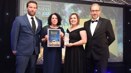 Fenland Business AwardsWinner of New Business of the Year Mortgage Ability