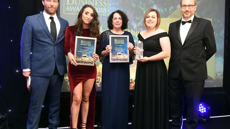 Fenland Business AwardsWinner of New Business of the Year Mortgage Ability and finalist Cambridgeshi